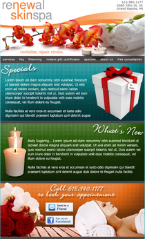 Email Template Blast